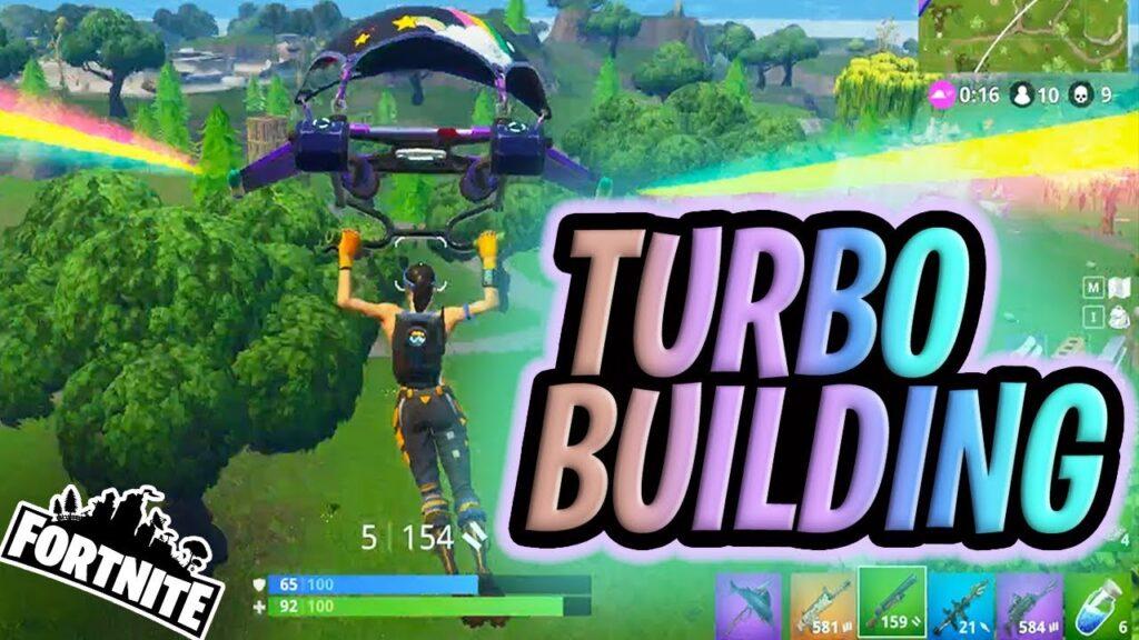 Turbo Build Fortnite