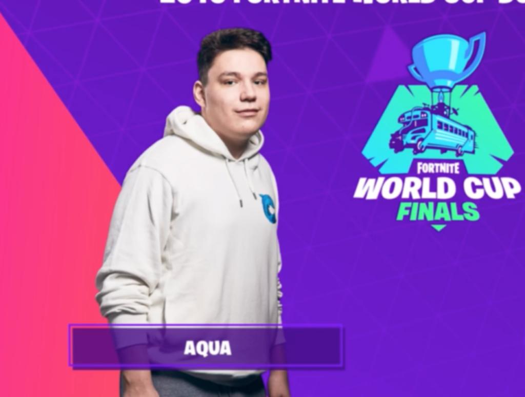 Aqua Fortnite
