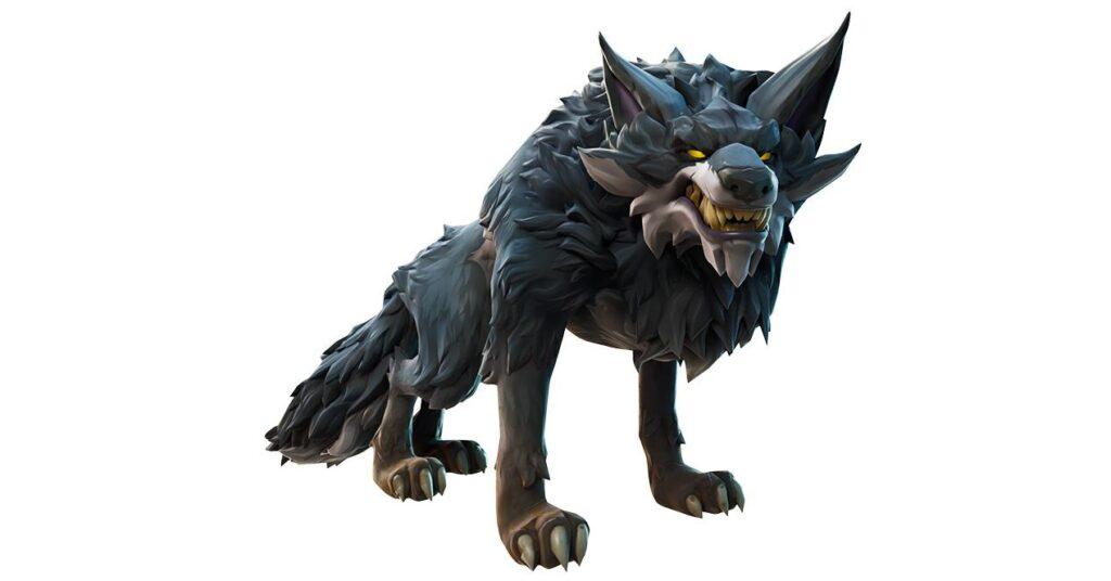 Como domar lobos no Fortnite